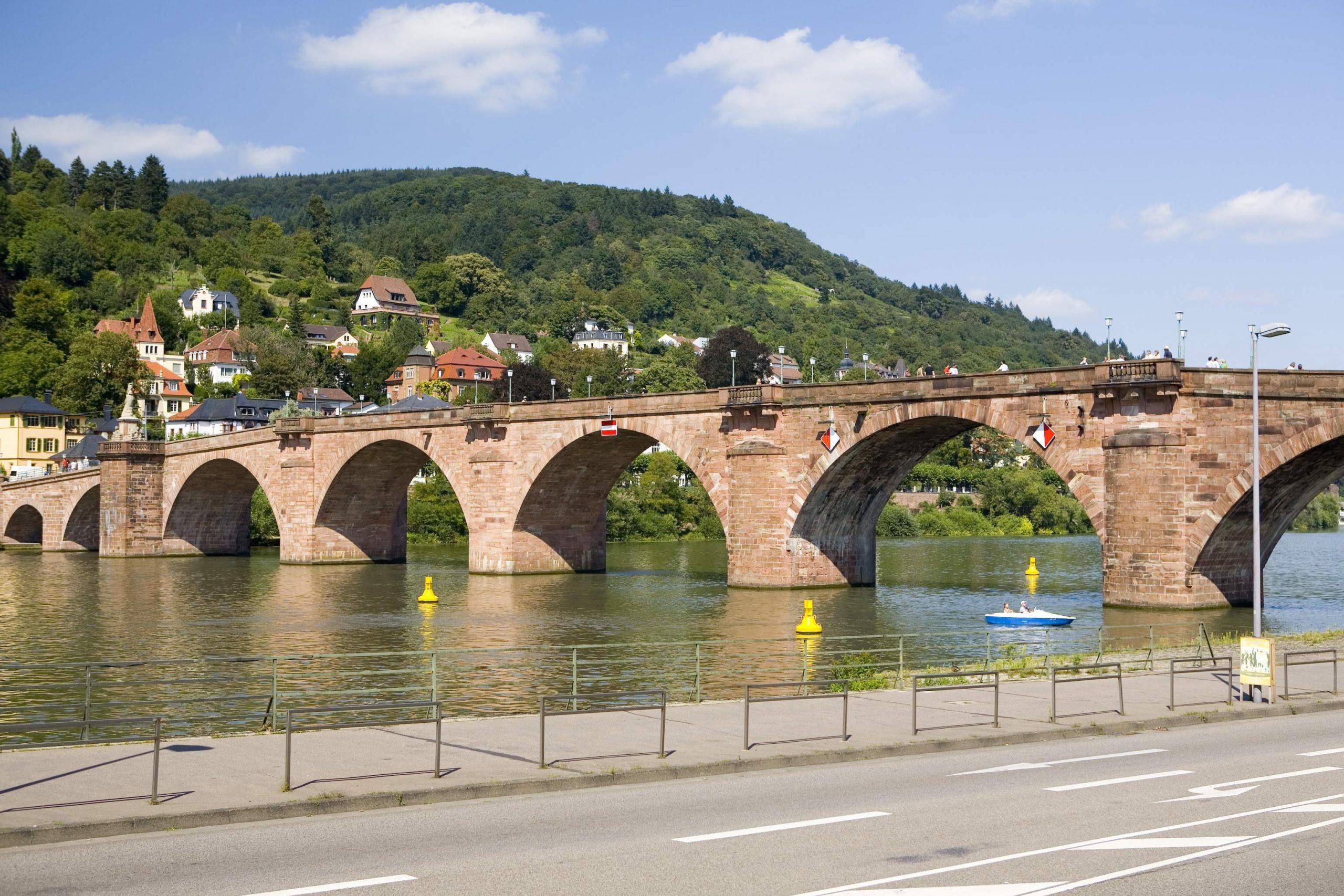 ハイデルベルグのカール・テオドール橋