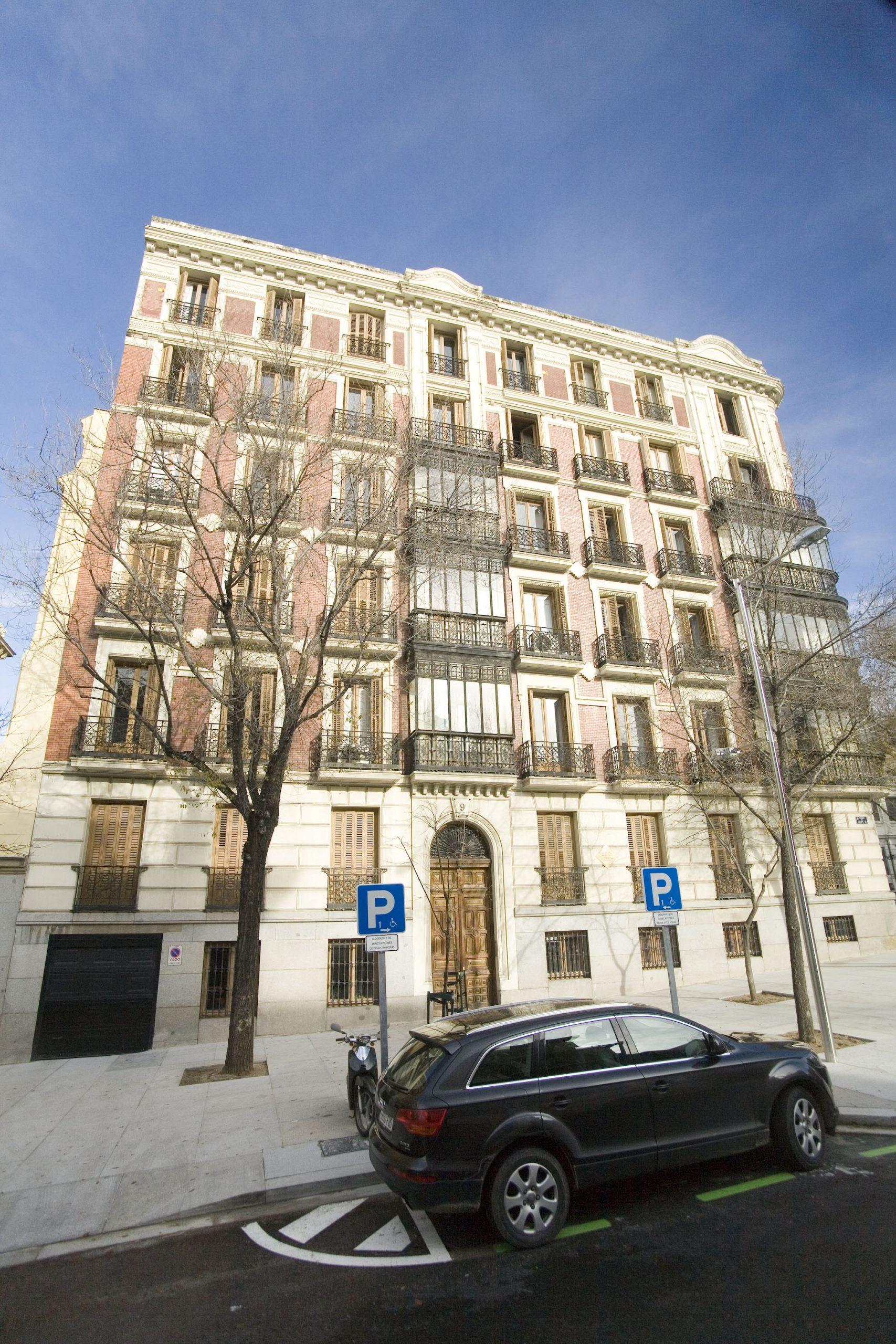 スペインの建物