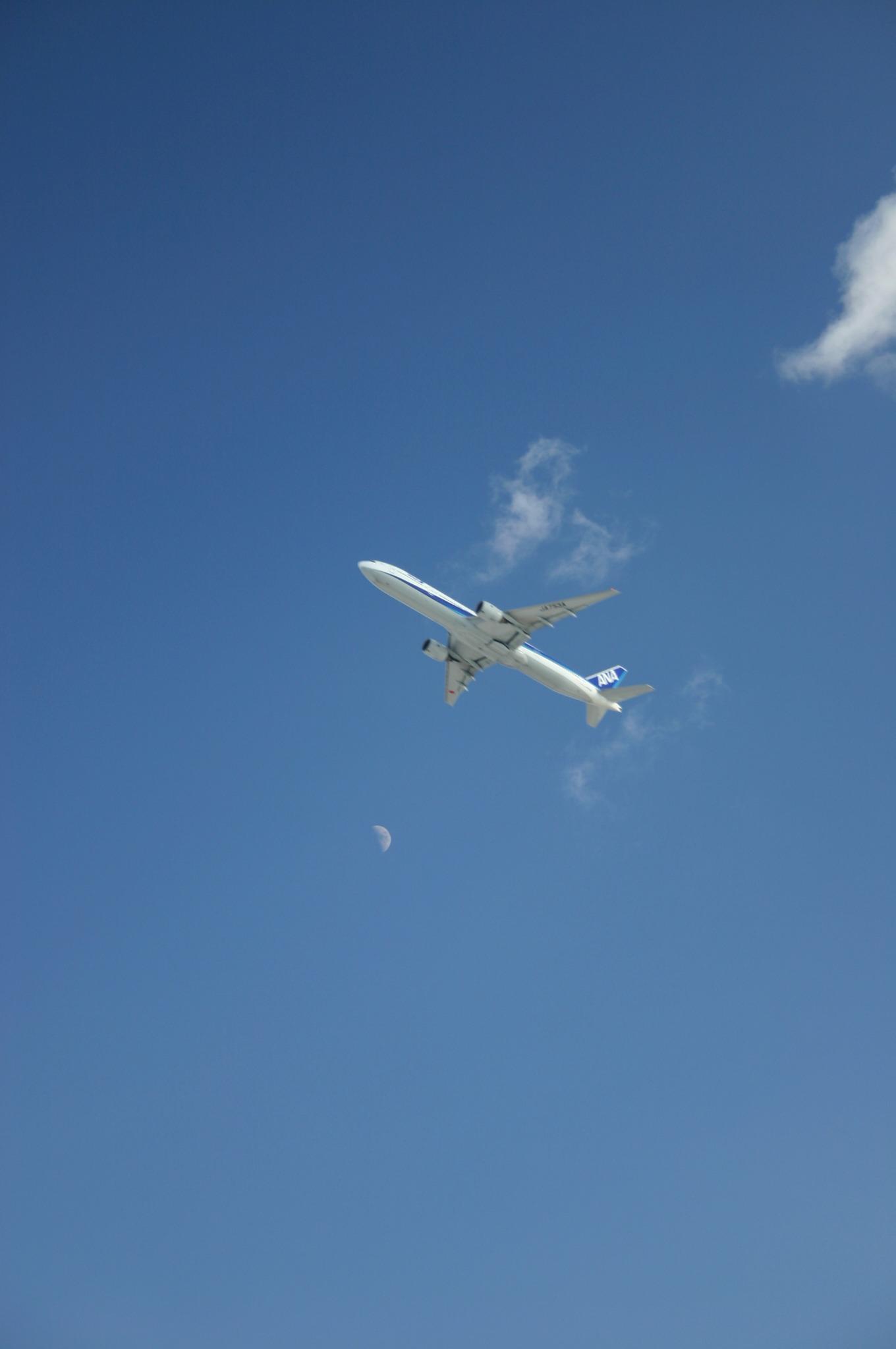 大空を飛ぶ その1