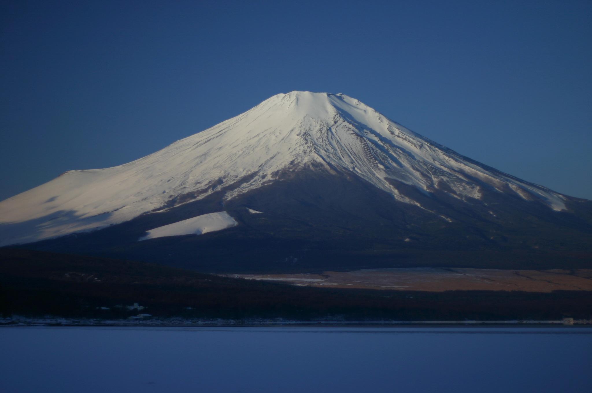 富士山を撮る!