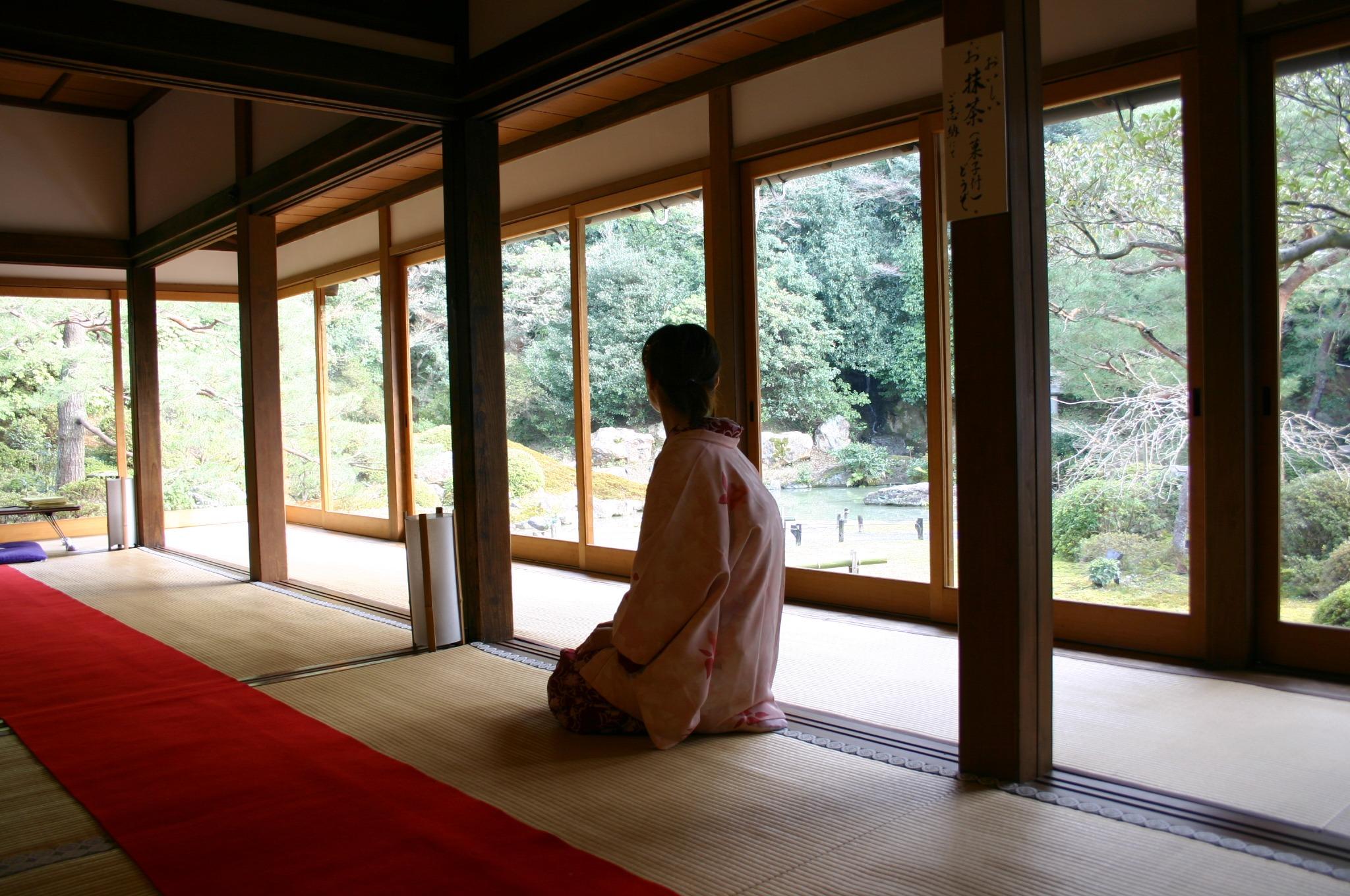 そうだ、京都行こうのマネ