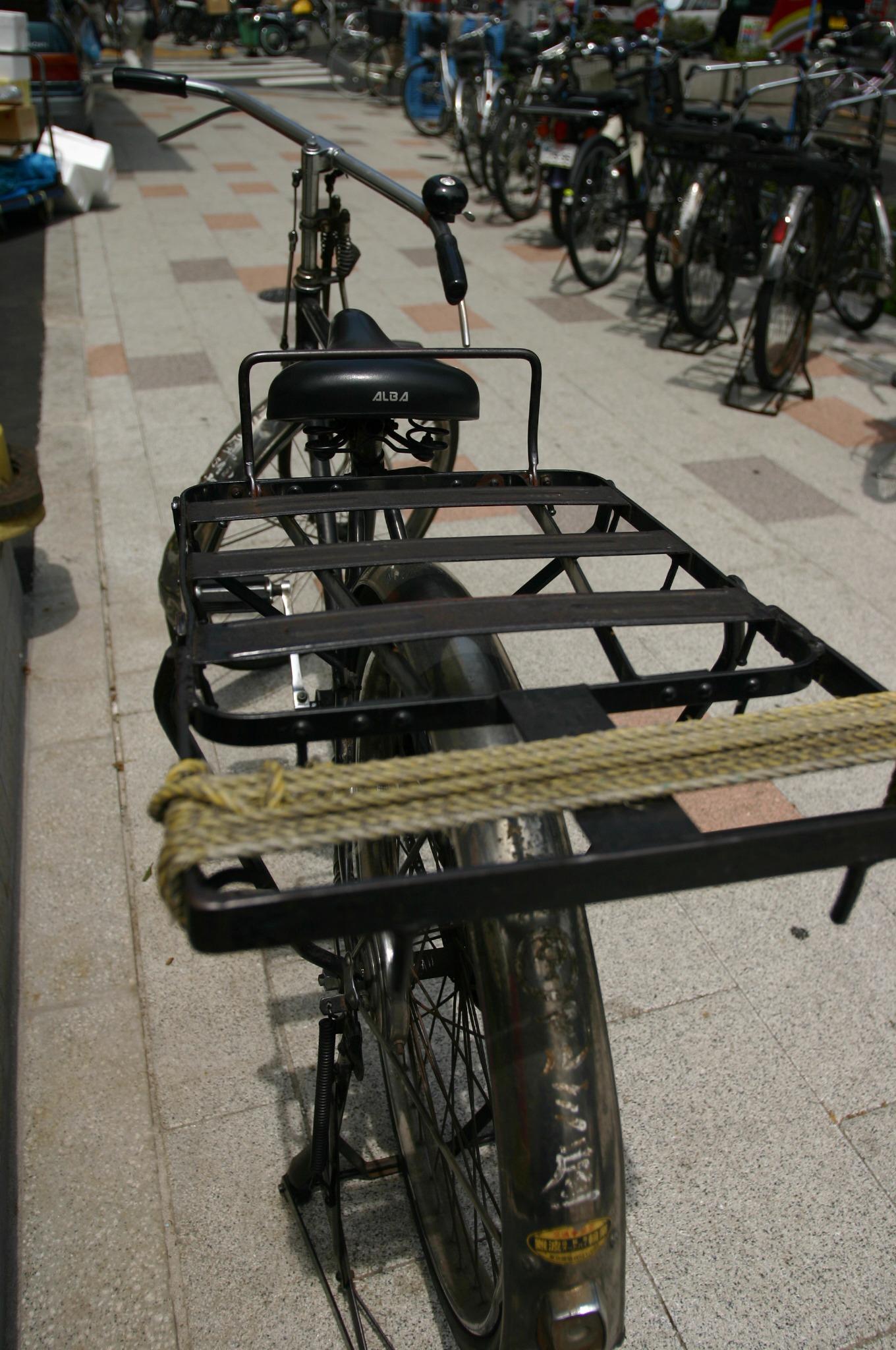 実用車という自転車