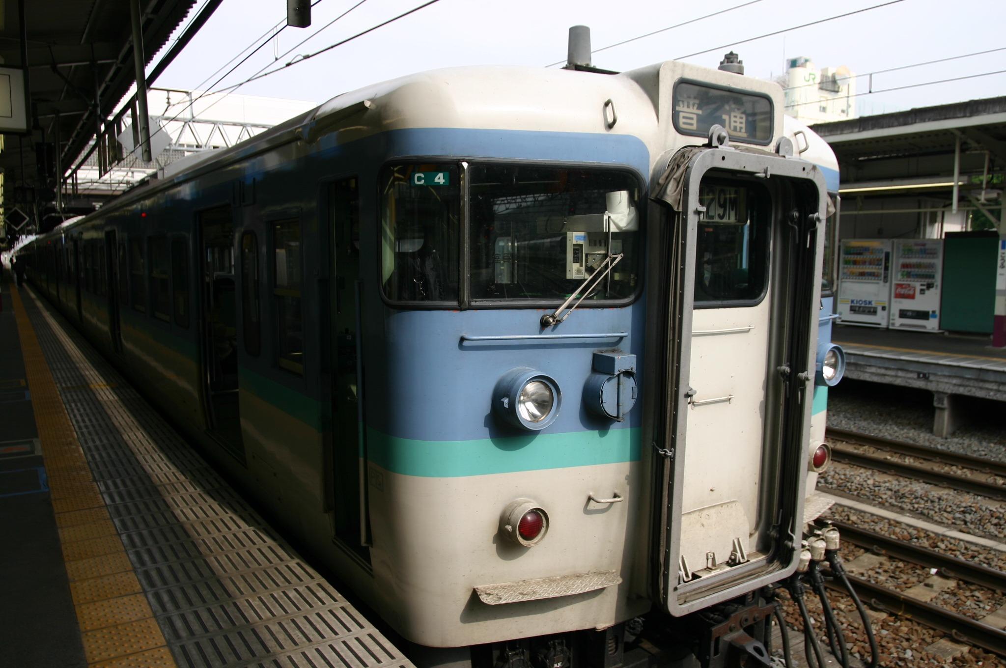 中央本線「普通列車」